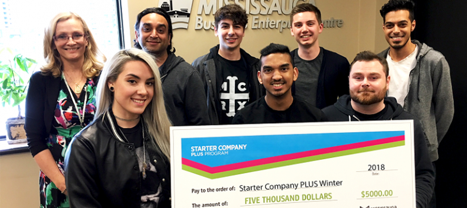 Congratulations Starter Company PLUS Grant Recipients