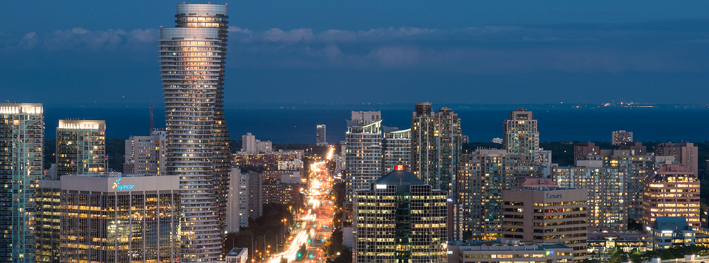 Mississauga Ranks Top for City of the Future