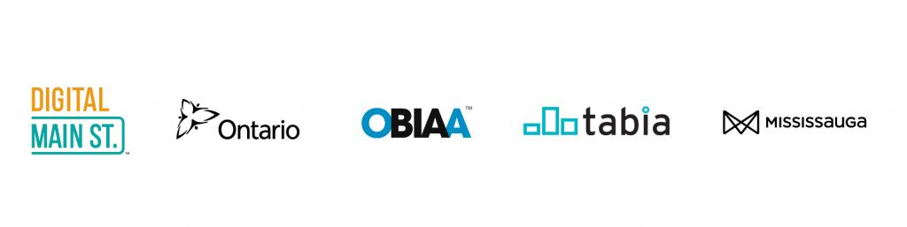 Digital Main Street Mississauga Logos