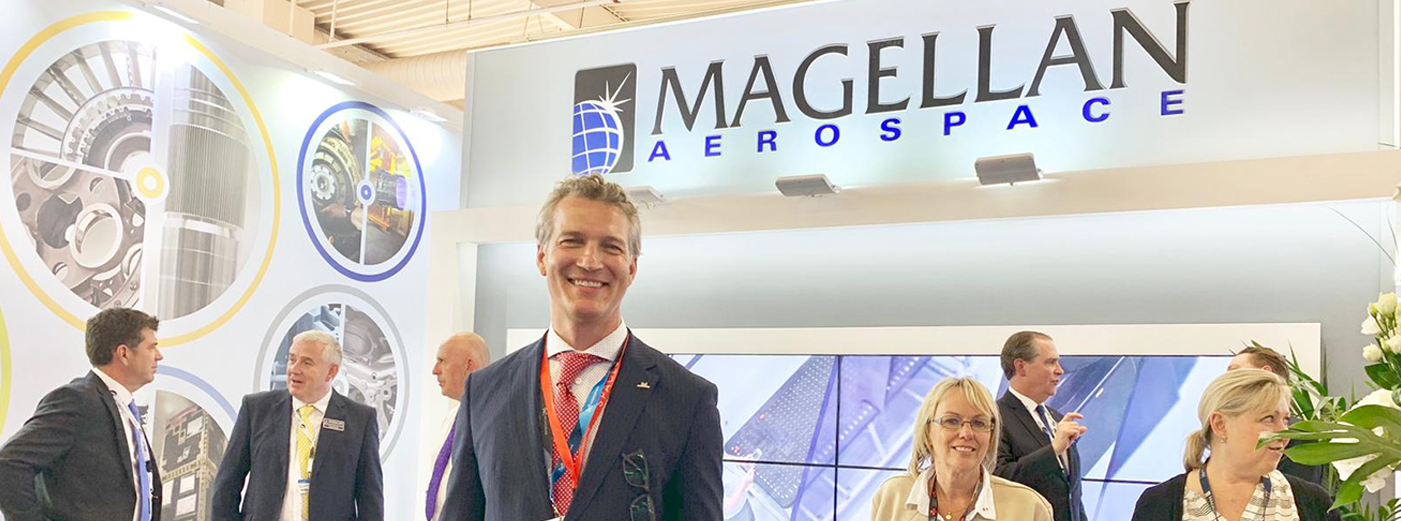 Mississauga Attends the International Paris Air Show