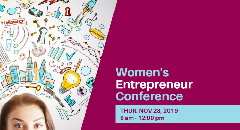 Mississauga Womens Entrepreneur Conference
