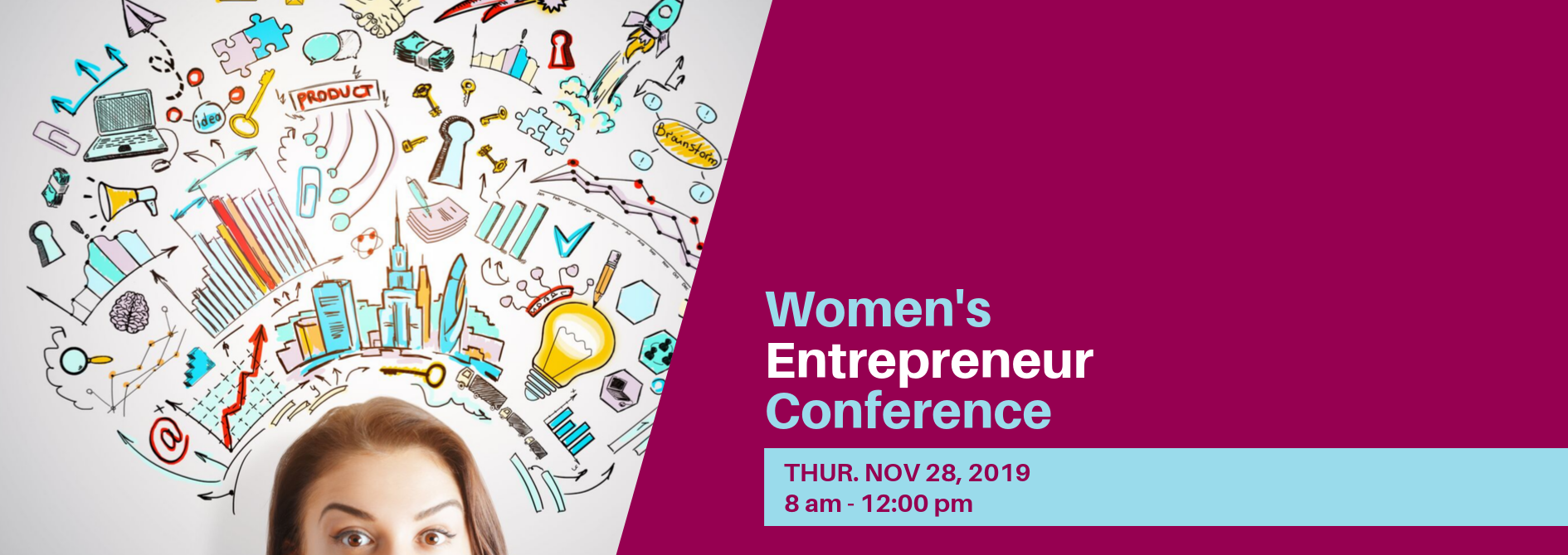 Women's Entrepreneur Conference – Nov 28