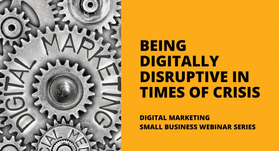 MBEC Blog Digitally Disruptive Webinar 2020