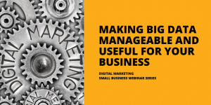 Making Big Data Manageable and Useful for Your Business