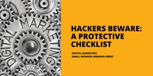 Hackers Beware: A Protective Checklist