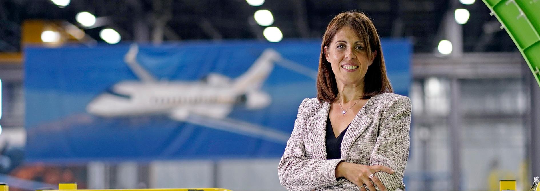 Aerospace Leader.