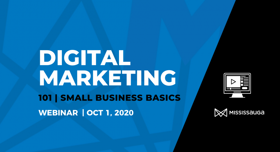 Digital Marketing Webinar Oct 1 Graphic
