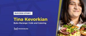 Buka Maranga: A Cafe and Catering Success Story