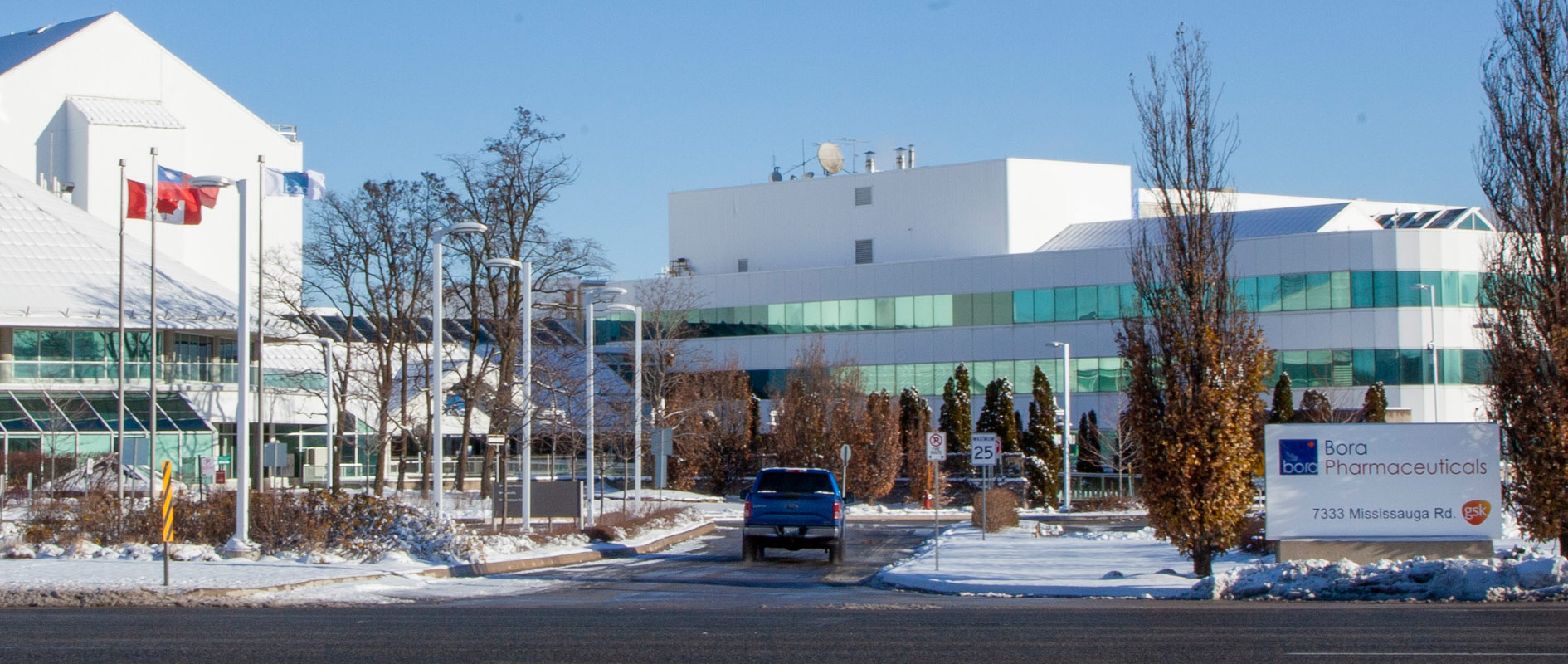 Bora Pharmaceuticals Selects Mississauga for its North American Headquarters