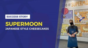 A Global Trend Goes Local: The Story of Supermoon Japanese Style Cheesecakes