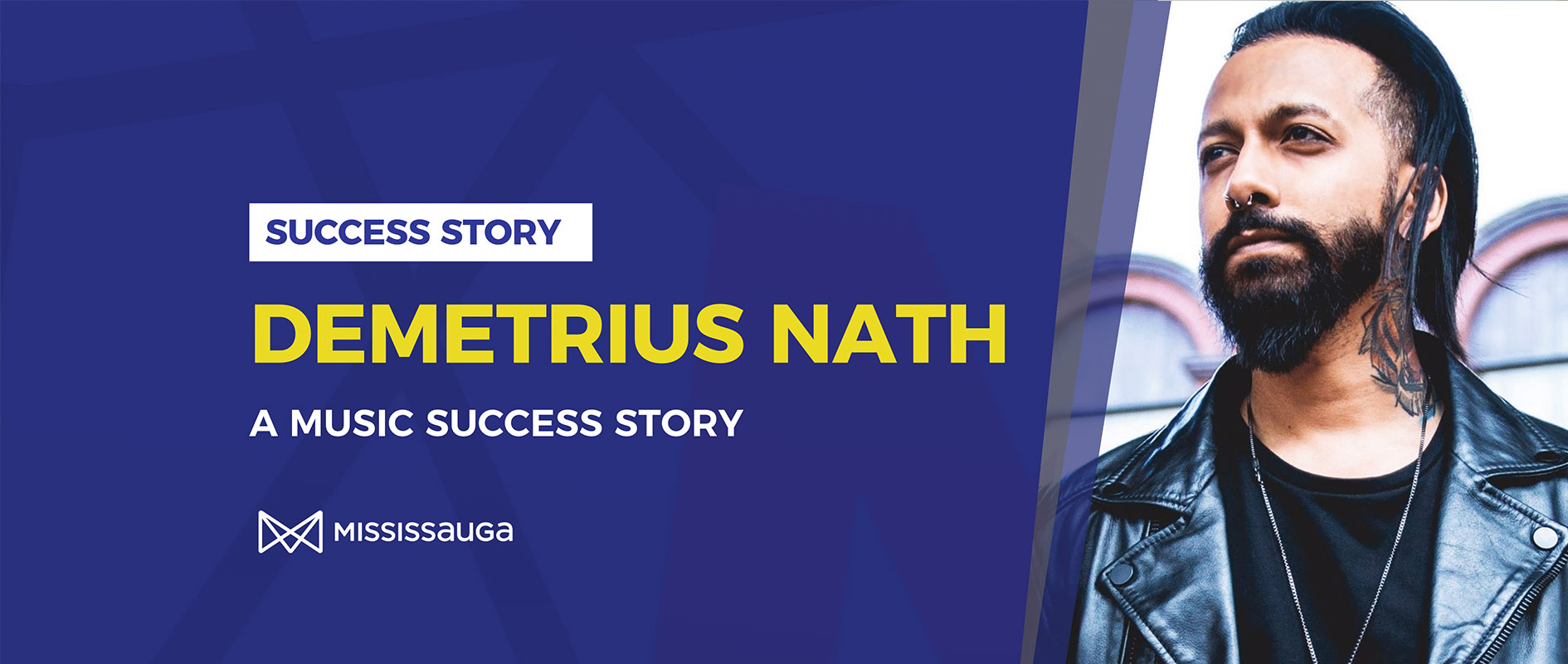 Demetrius Nath: Music Success Story