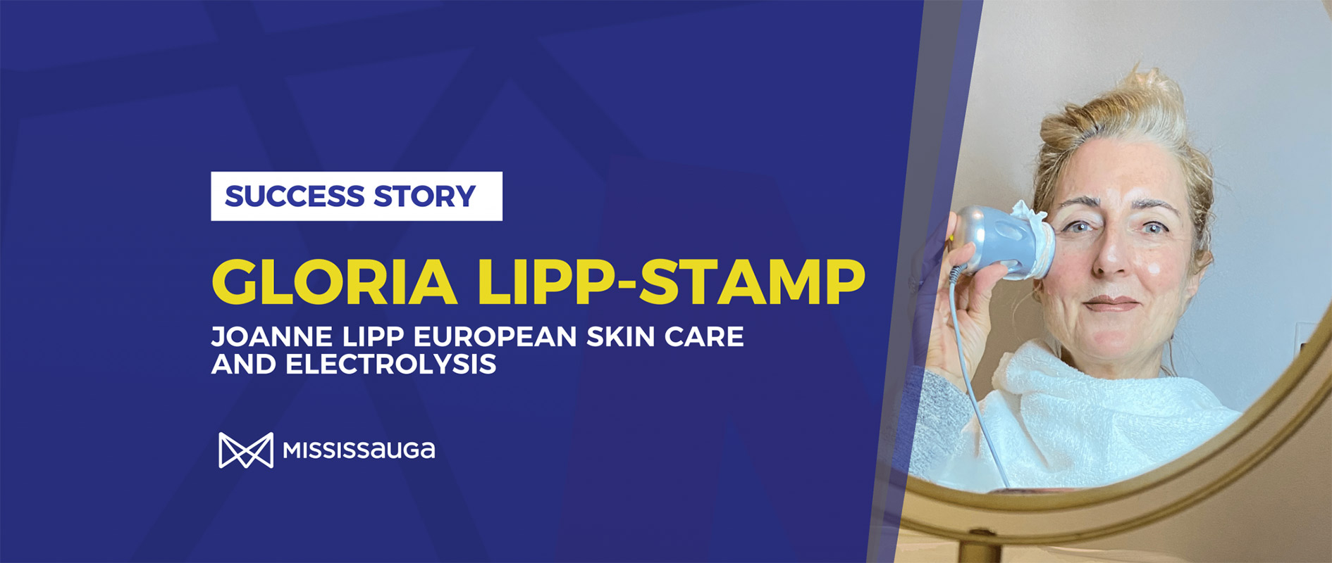 Covid Creates an Accidental Lobbyist – Gloria Lipp-Stamp of Joanne Lipp European Skin Care and Electrolysis