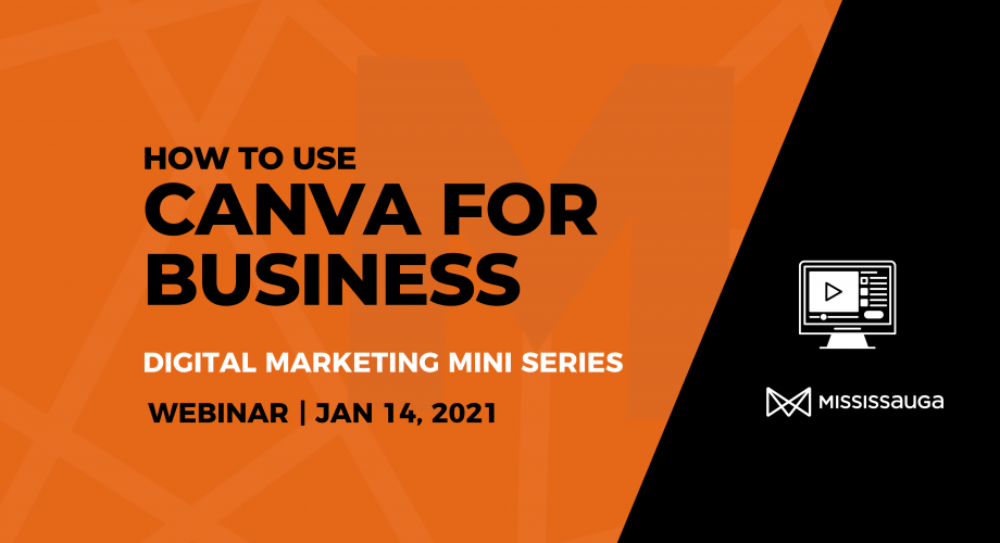 EDO Webinar Canva for Business Jan 2021 Graphic