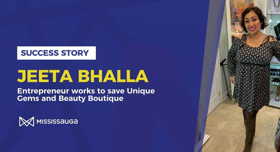 Jeeta Bhalla Success Story Blog Graphic
