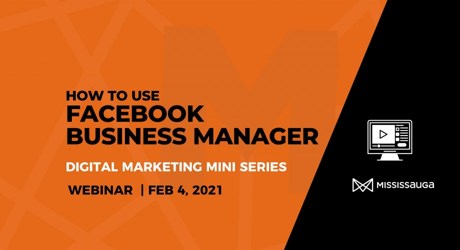 EDO Webinar FB Business Manager Feb 4 Graphic