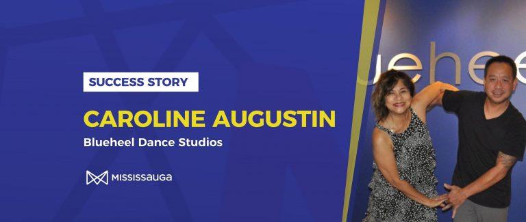 Caroline - Blueheel Success Story Blog Graphic