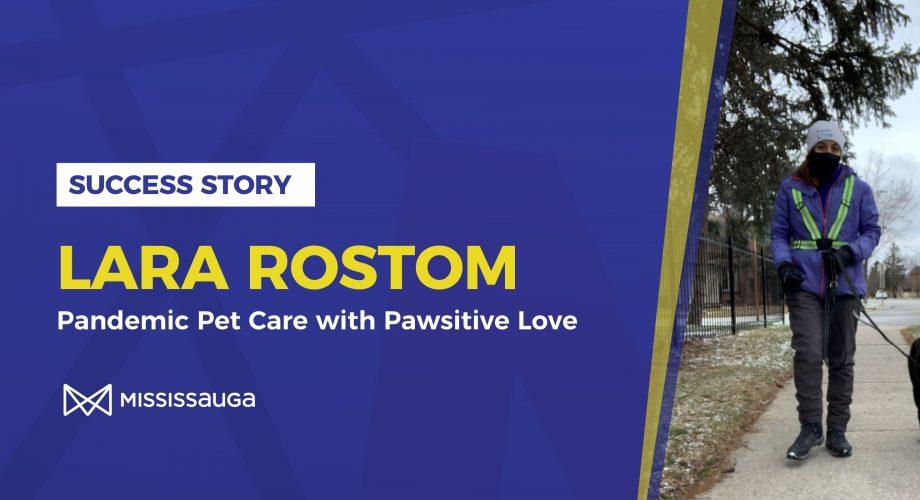Lara Rostom - Success Story Blog Graphic