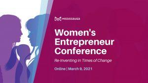 Women's Entrepreneur Conference 2021- Online, Mar 9