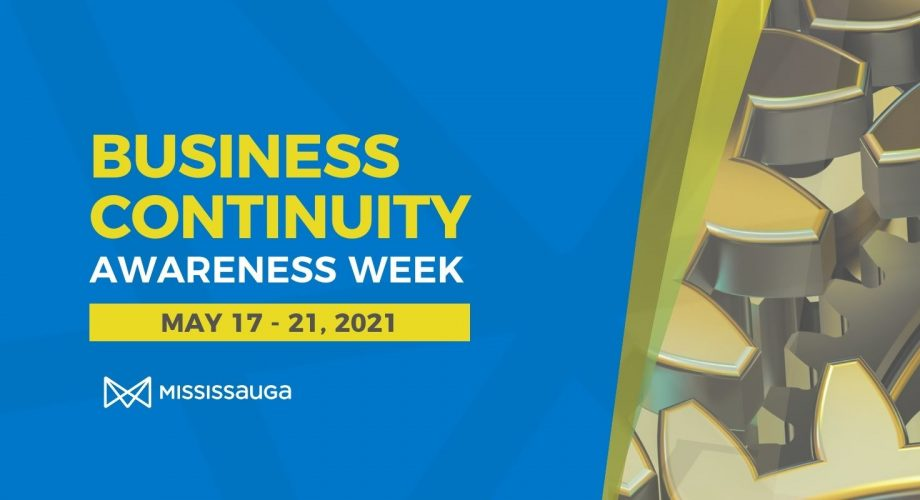 Business Continuity Awareness Week - Blog Graphic Final