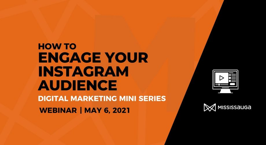 How to Engage Instagram Audience Webinar Graphic