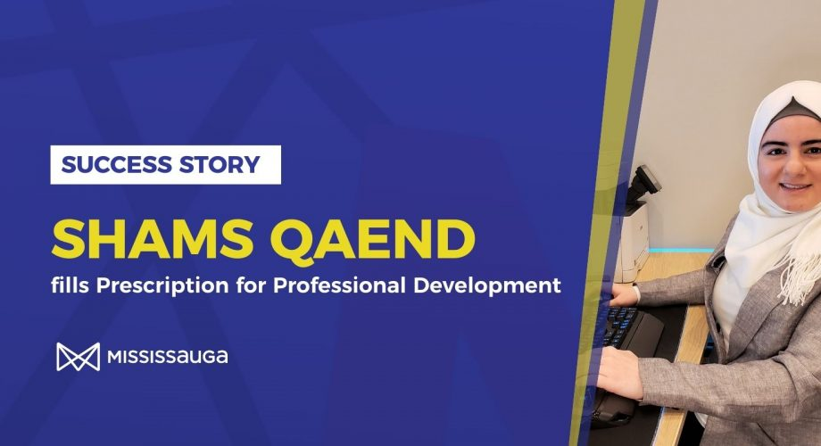 Shams Qaend RXCourse Mississauga Success Story