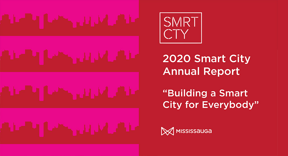 2020 Smart City Annual Report for the City of Mississauga